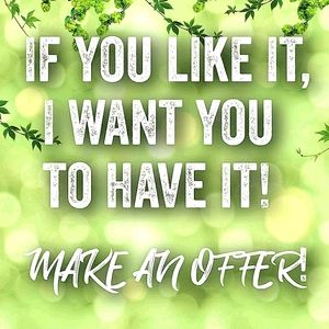 I want YOU to have it!